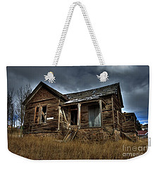 Old And Forgotten Weekender Tote Bag