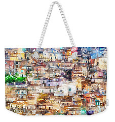 Old Italy Weekender Tote Bag by Shirley Stalter