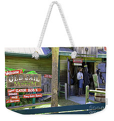 Old Jail Museum St. Augustine Florida Weekender Tote Bag by Bob Pardue