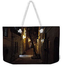 Old Jerusalem Weekender Tote Bag by Shlomo Zangilevitch