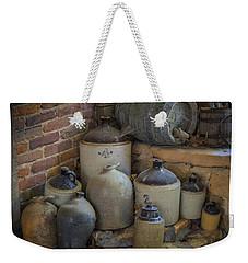 Old Jugs Color - Dsc08891 Weekender Tote Bag