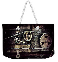 Old Machine Weekender Tote Bag