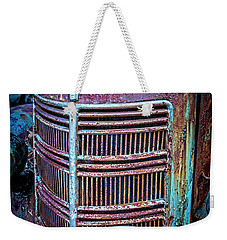 Old Mack Grille Weekender Tote Bag