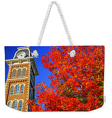 Old Main Maple Weekender Tote Bag by Damon Shaw