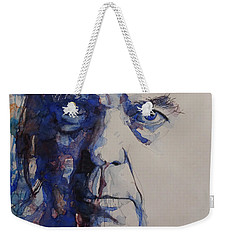 Old Man - Neil Young  Weekender Tote Bag