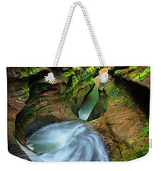Devil's Bathtub Weekender Tote Bag