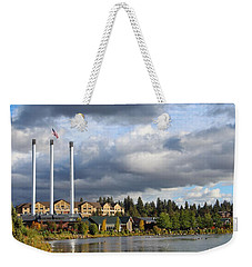Old Mill District Weekender Tote Bag