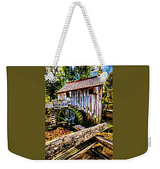 Old Mill Weekender Tote Bag