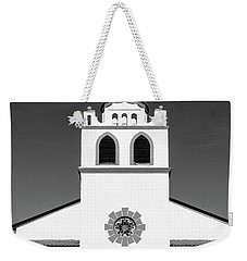 Weekender Tote Bag featuring the photograph Old Mission by SR Green