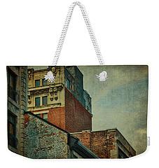 Old Montreal - Architectural Details Weekender Tote Bag