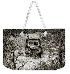 Old N Forgotten Weekender Tote Bag