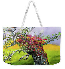 Old Nantucket Tree Weekender Tote Bag