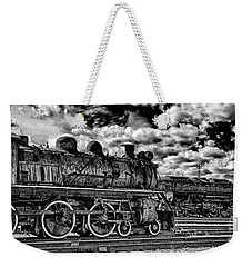 Old Number 47 - Pan Weekender Tote Bag by Paul W Faust - Impressions of Light