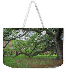 Old Oak Tree Weekender Tote Bag