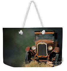 Old Oldsmobile Weekender Tote Bag