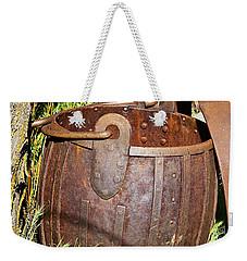 Old Ore Bucket Weekender Tote Bag