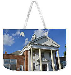 Old Paradise Elementary School Weekender Tote Bag