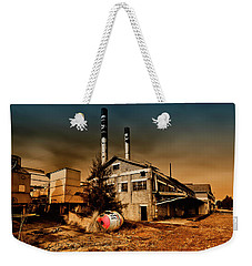 Old Peters Factory 668 Weekender Tote Bag