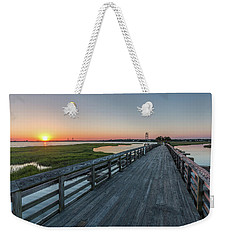 Old Pitt Street Bridge  Weekender Tote Bag