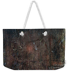 Weekender Tote Bag featuring the photograph Old Plastered And Painted Wall by Elena Elisseeva