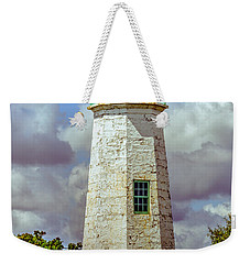 Old Point Comfort Lighthouse Weekender Tote Bag