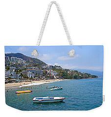 Old Puerto Vallarta  Weekender Tote Bag