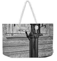 Old Pump Weekender Tote Bag