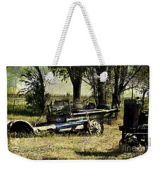 Old Rail Weekender Tote Bag