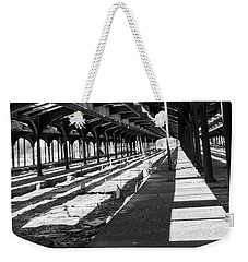 Old Railway Lines Of Jersey  Weekender Tote Bag