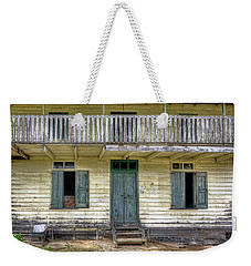 Old River House Weekender Tote Bag by Nadia Sanowar