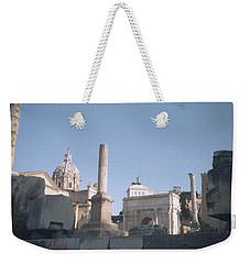 Old Rome Weekender Tote Bag