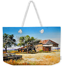 Old Route 66 Weekender Tote Bag