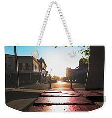 Old Sacramento Smiles- Weekender Tote Bag