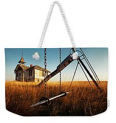 Old Savoy Schoolhouse Weekender Tote Bag