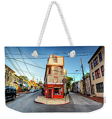 Old School Annapolis Weekender Tote Bag