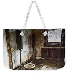 Old School House Johnny House Weekender Tote Bag