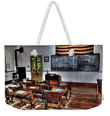 Old School Room Weekender Tote Bag