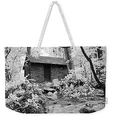 Old Shack Weekender Tote Bag