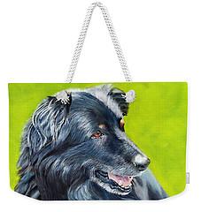 Old Shep Weekender Tote Bag
