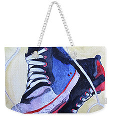 Old Shoes Weekender Tote Bag