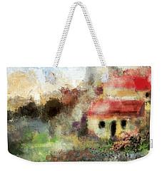 Old Spanish Village Weekender Tote Bag