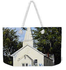Old St. Andrew Church Weekender Tote Bag by Rick McKinney