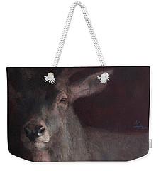 Old Stag Weekender Tote Bag