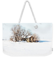 Old  Stone House Milford Weekender Tote Bag by Julie Hamilton