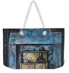 Old Stove Weekender Tote Bag