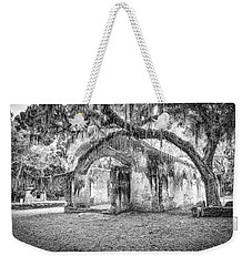 Old Tabby Church Weekender Tote Bag by Scott Hansen