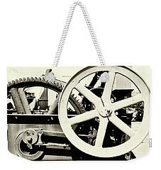 Old Thresher 2 Weekender Tote Bag