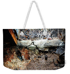 Old Threshold Paint Weekender Tote Bag