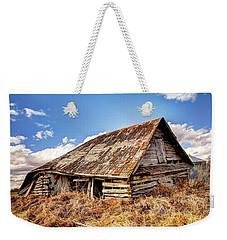 Old Times Weekender Tote Bag