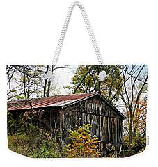 Old Tobacco Barn Weekender Tote Bag